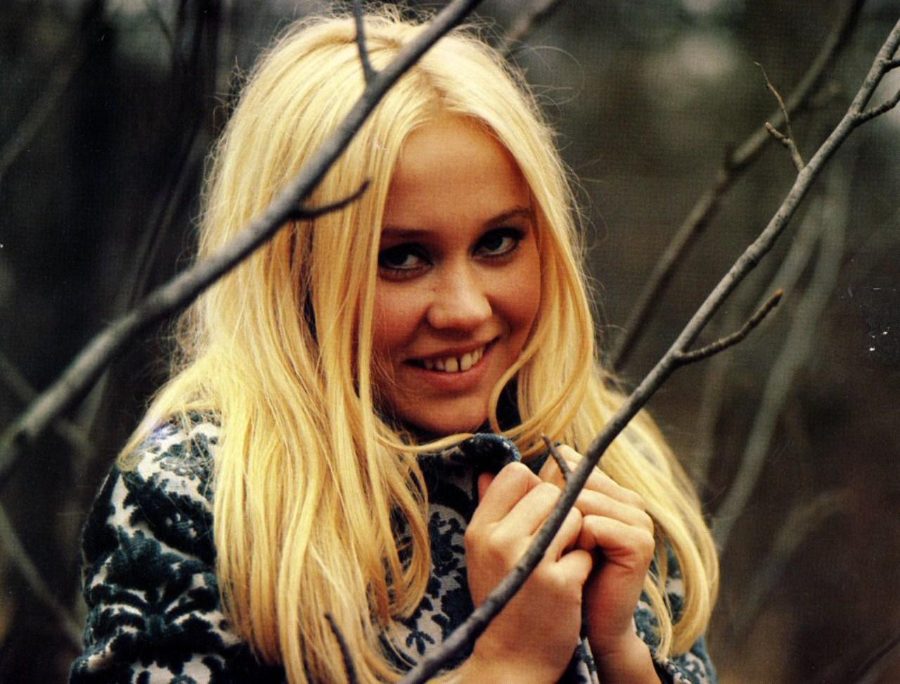 Agnetha som modeikon och en laptops död | Susanna's Crowbar