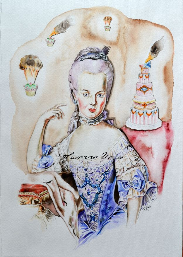 Marie Antoinette With the Exploding Pastry jpg 50 text
