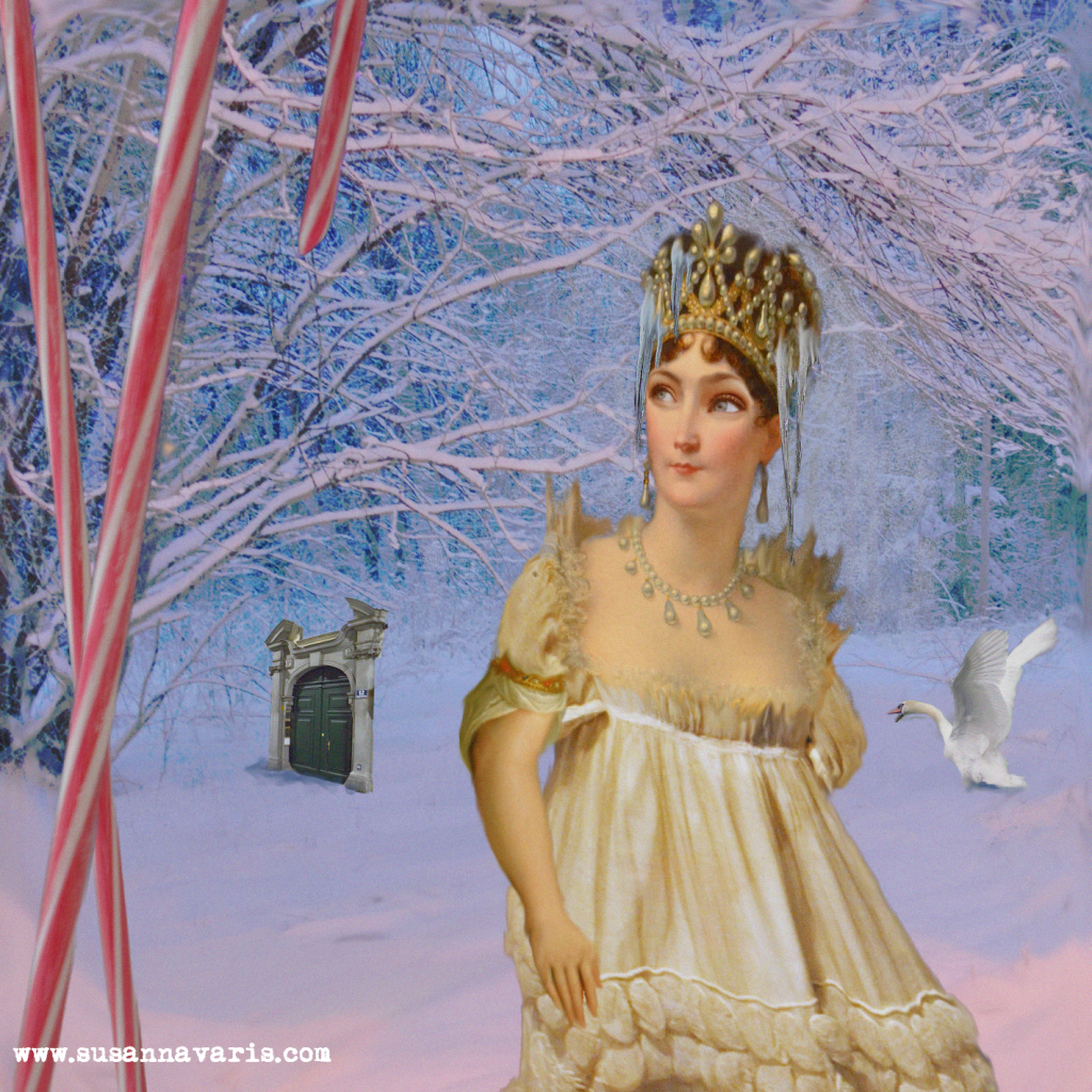 Snow Queen II png kornig text