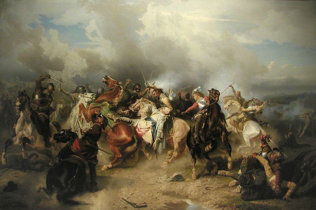 Battle_of_Lutzen Carl Wahlbom
