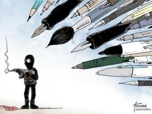 charlie-hebdo-shooting-tribute-illustrators-cartoonists-8