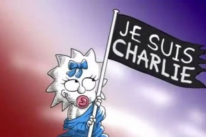charlieThe-Simpsons-tribute-to-Charlie-Hebdo