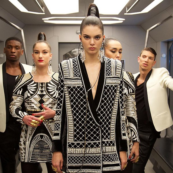 Balmain-HM-Fashion-Show